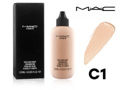 Тональная основа MAC FACE AND BODY FOUNDATION (плотный), 120 ml, тон С1
