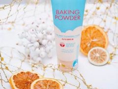 Пенка для умывания с содой Etude House Baking Powder BB Deep Cleansing Foam (Korea) 160мл